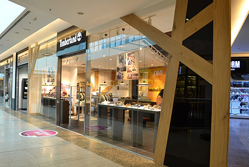 Westend Mall Shoe Stores